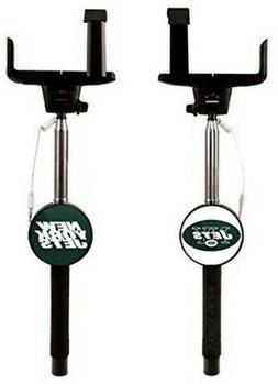 MIZCO NFL NEW YORK JETS SELFIE STICK   N