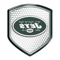 NFL New York Jets Team Shield Automobile Reflector