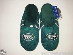 NFL New York Jets Team Jersey Indoor/Outdoor Slippers ~ Size