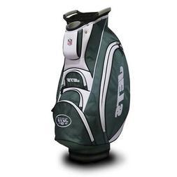 Team Golf NFL New York Jets Victory Cart Bag