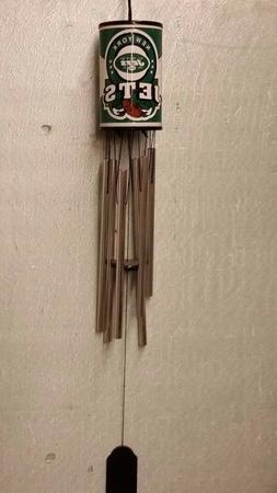 NFL Wind Chime, New York Jets, NEW