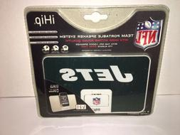 official licensed new york jets ihip portable