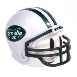 NY New York Jets Helmet Head Car Antenna Ball / Desktop Bobb