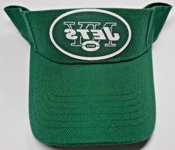 READ LISTING! New York Jets Heat Applied Flat Logo on Dk.Gre