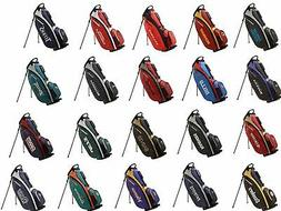 Wilson Staff Golf NFL football CARRY STAND BAG New For 2020