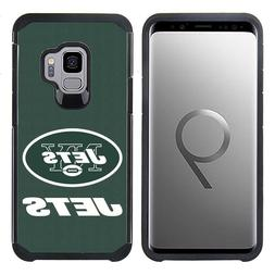 Team Color Cell Phone Case for Samsung Galaxy S9 PLUS - NFL